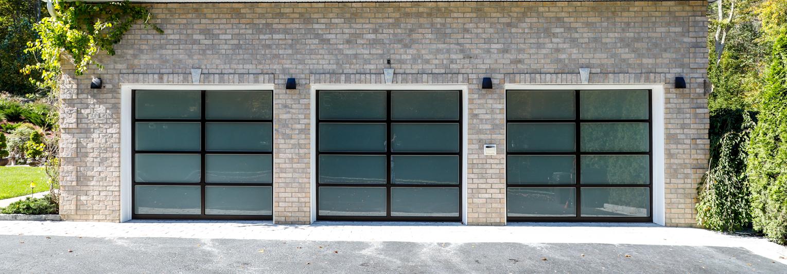 Contemporary Garage Doors Whitaker Garage Doors